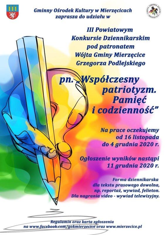 Plakat promujący